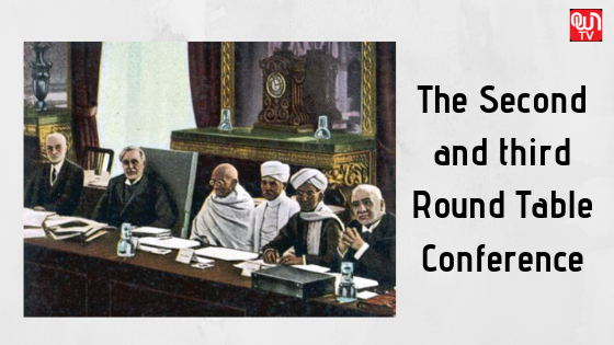 Third Round Table Conference Ssc 2019, Explain First Round Table Conference