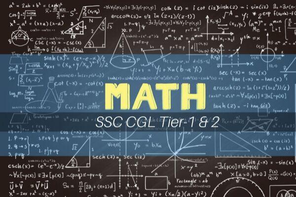 maths for ssc