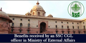 Ministry of external affairs?