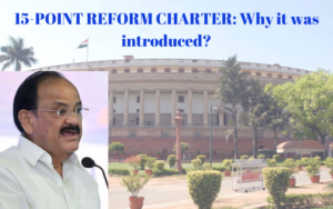 15-POINT REFORM CHARTER