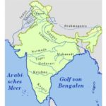 List of 15 Important Rivers in India