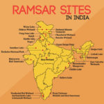 Ramsar Wetland Sites in India: Important from exam point of view