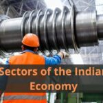 Sectors of the Indian Economy